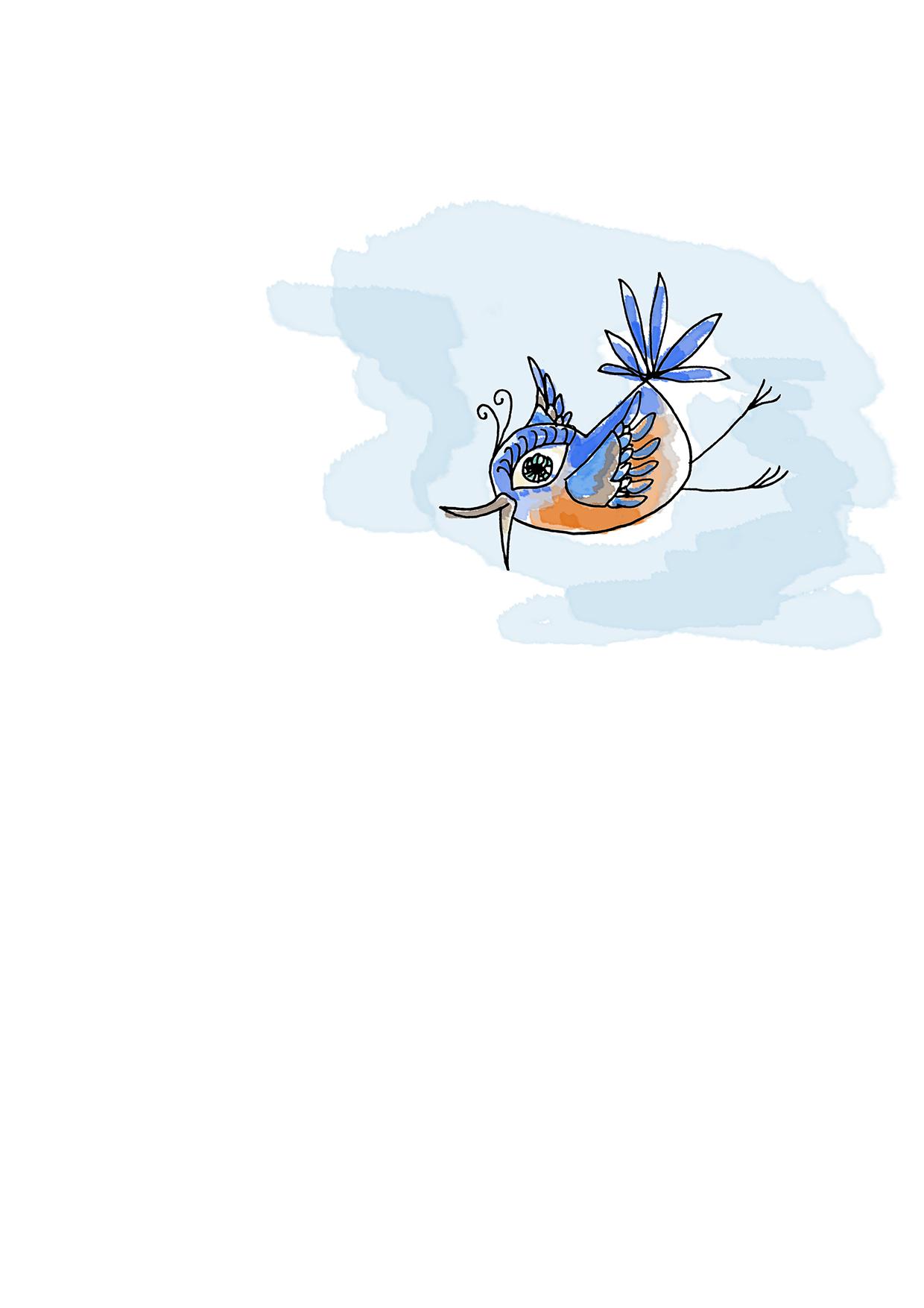 Hüttensänger/Bluebird