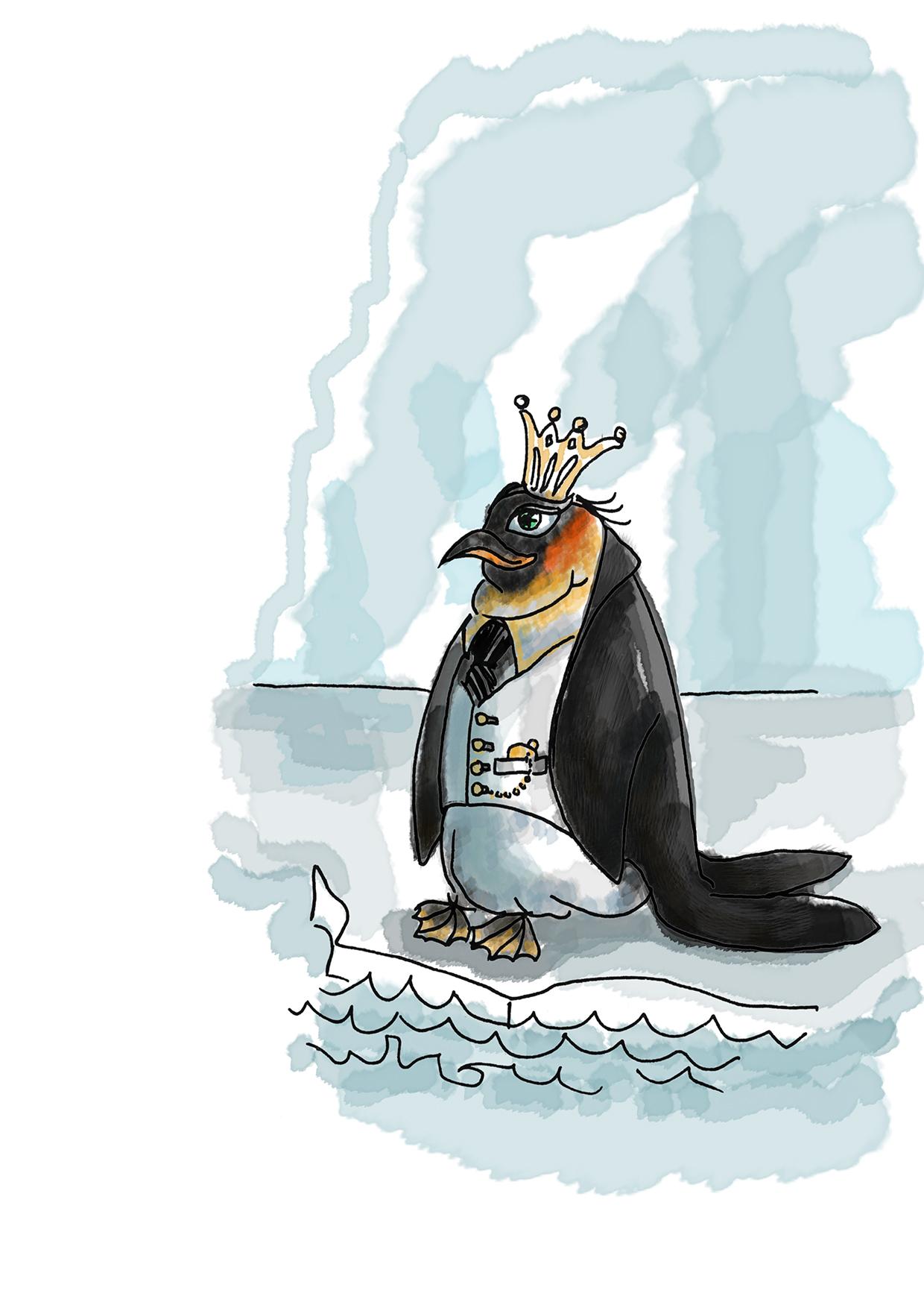 Pinguin/Penguin