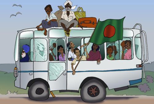 BangladeshBus