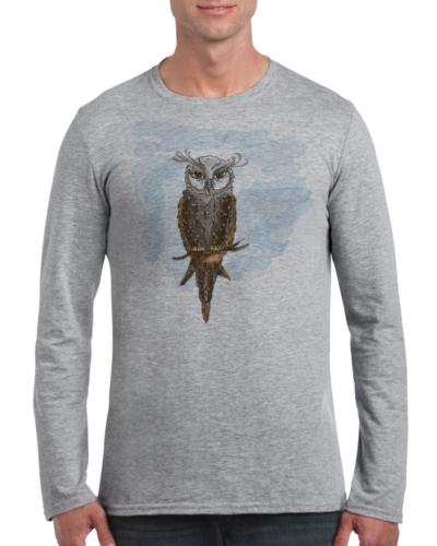 shirt owl